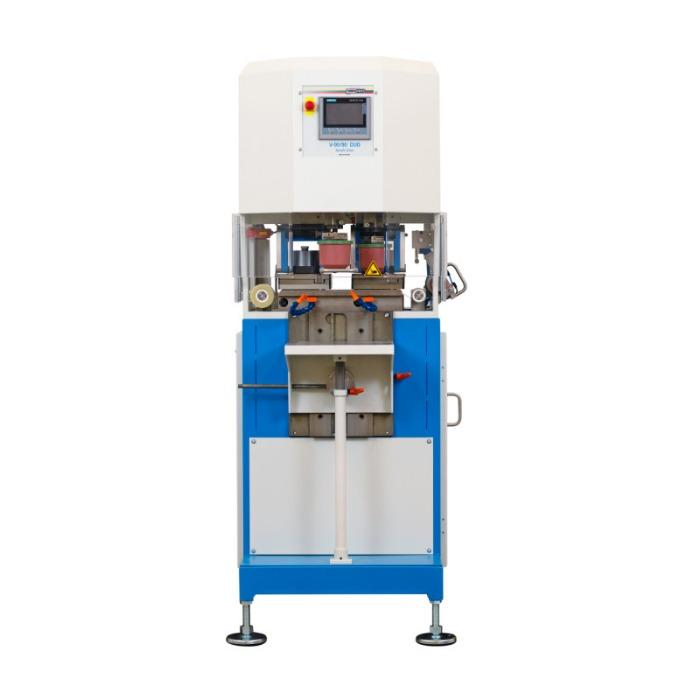 V-DUO Serie de máquinas de tampografía - Serie de máquinas de tampografía para imágenes impresas en dos colores.