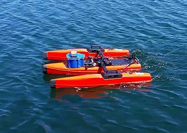 Q-Boat 1250 de Teledyne Oceanscience -