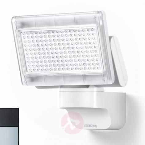 Black LED outdoor wall floodlight XLED HOME 3 - outdoor-led-lights