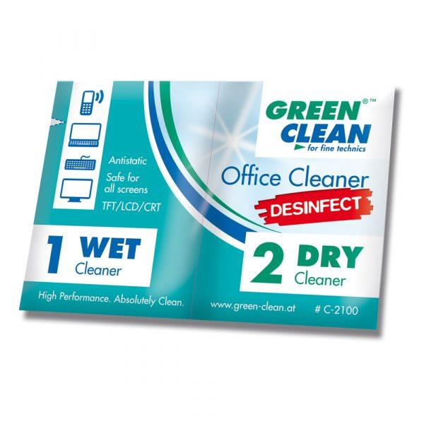 Office Cleaner DESINFECT Wet & Dry - null