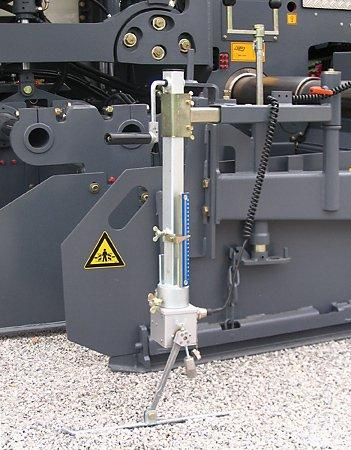 haacony 8214 - Cabrestante universal y sistema de sujeción con husillo autobloqueante