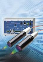 Controller with integrated light source for measuring... - confocalDT IFC2451