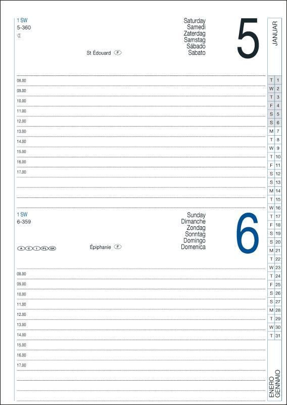 Agendas - Businesstimer