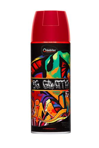 Babilox 5G Graffiti Spray Paint