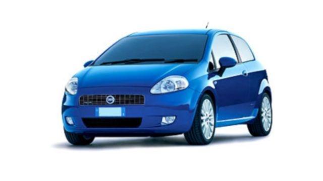 Fiat Grande Punto - 1400cc - 5 Autotüren