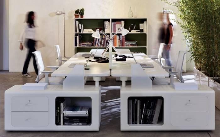 Bureaux Tecno Beta - Postes de travail
