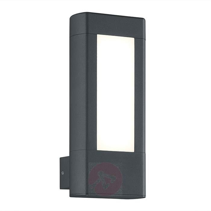 Bright LED outdoor wall light Rhine - Outdoor Wall Lights