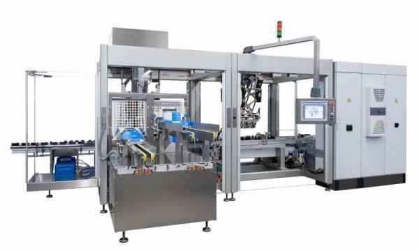 Cartoning Machine OPTIMA CBF - Cartoning Machine OPTIMA CBF: Gluing and assembly of box blanks