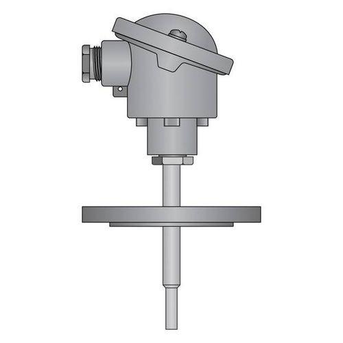 OPTITEMP TRA-F23 - Resistance temperature probe / flange / IP68