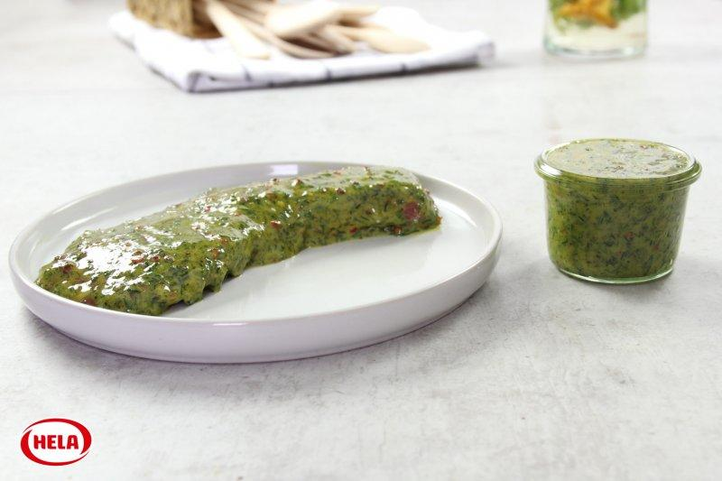 Marinating oil Provence Natural with sea salt - Seasoning oil for lamb, seafood and many other Provence dishes