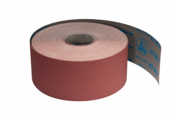 Schleifrollen für Holz, Metall KT62J - Körnungen: P60, P80, P100, P120, P150, P180, P220, P240, P320