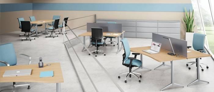 Bureaux Eol Pure Evolution - Postes de travail