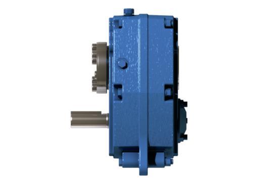 Helical Shaft Mount - HSM - Getriebe