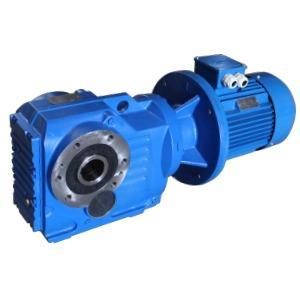 Geared motors - UD-К helical-bevel geared motors