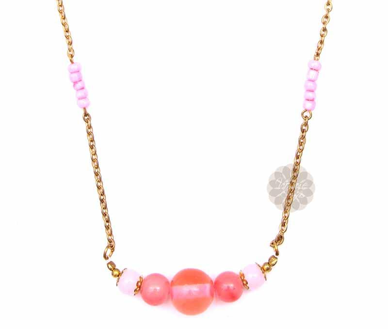 Enthralling Pink Pendant -
