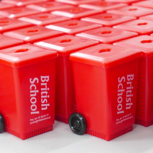 Pad printing, promotional articles - Advertising gadgets, pens, pencils, key rings, bands, glitters and more