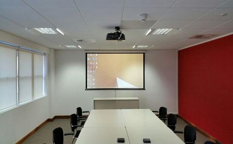 Projector Installation Company - Projector Installations into Commercial Properties