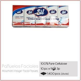 Pañuelos faciales - Pañuelos faciales
