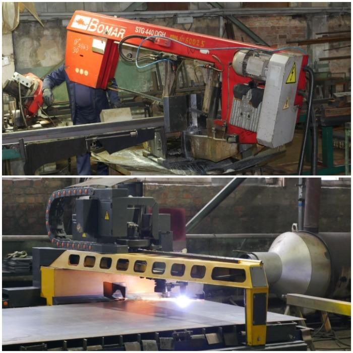 Manufacturing subcontracting - We produce products that are made accordingly to individual orders