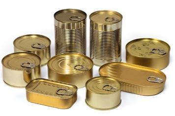 Жестяные банки (жестебанки) - Жестяные банки для консервирования из белой жести