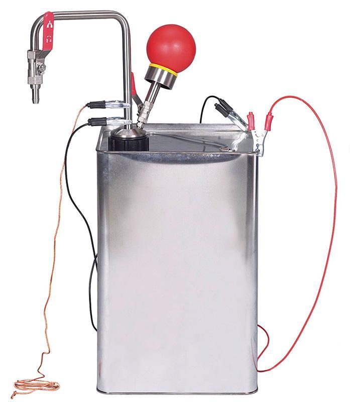 Bomba para disolventes - para diferentes recipientes, especialmente para líquidos altamente inflamables
