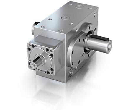 KS TwinGear - The helical bevel gearbox