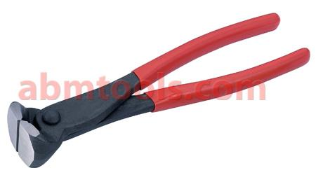 End Cutting Plier - Also suitable for twisting and cutting binding wire.