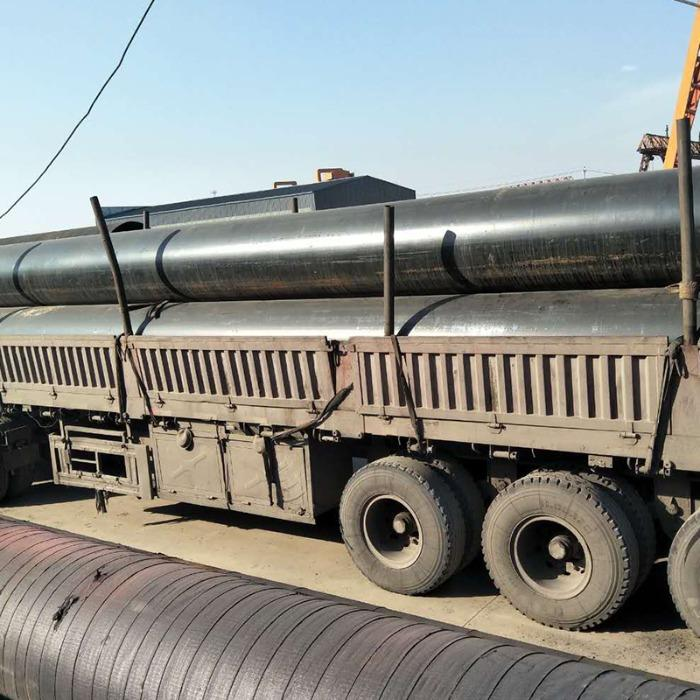 ASTM A525 GR 1 2 3 JCOE LSAW steel pipe - API ASTM EN Standard LSAW steel pipe