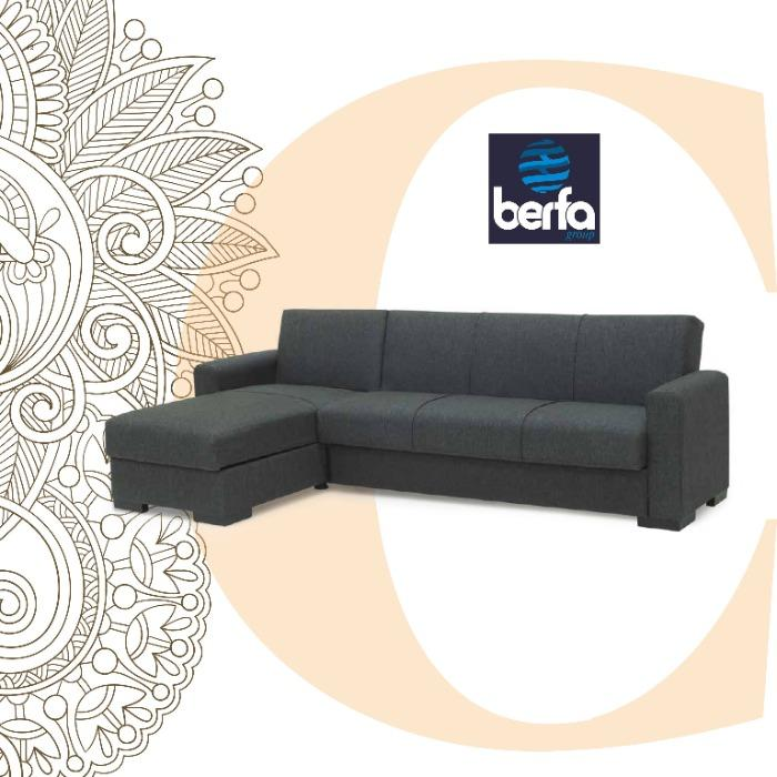 Sofa Set - Corner Sofa Set