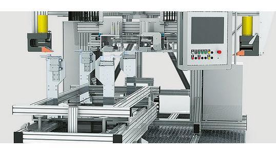 Fabrication de bobines de champs - Induction de bobines de champ – automatisé sur les installations de brasage