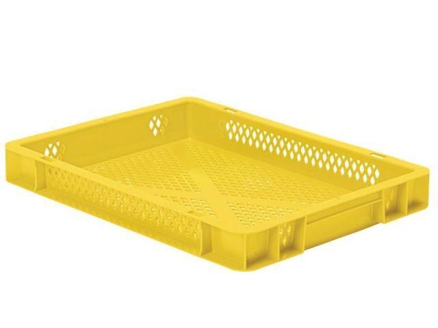 Stacking box: Band 50 3 - Stacking box: Band 50 3, 400 x 300 x 50 mm
