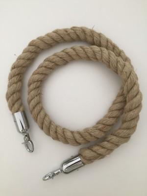 Location de corde naturelle pour potelet - null