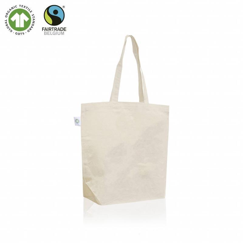 Shopper Bio&Fairtrade - Canevas Bio&Fairtrade