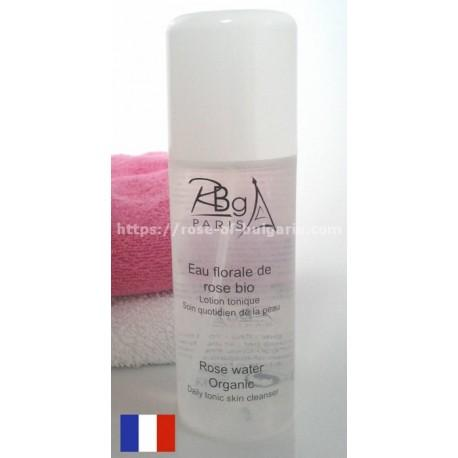 Hydrolat de rose damascena naturelle 200 ml - Rbg Paris