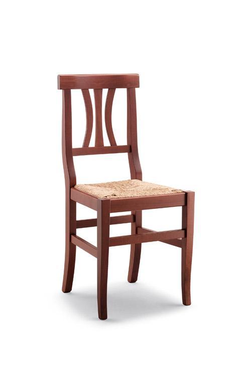 sedia - modello arte povera