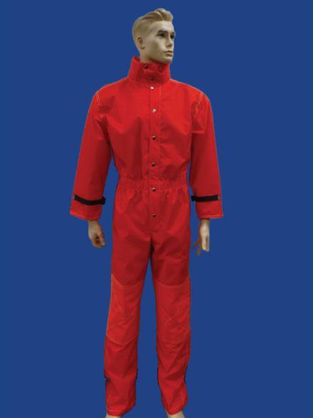 Flame Retardant Nylon Blast suit - Blast Suits - SKU: [5075/FRC]
