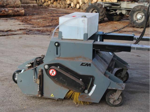 Industrial sweeping bucket CSI 150  -