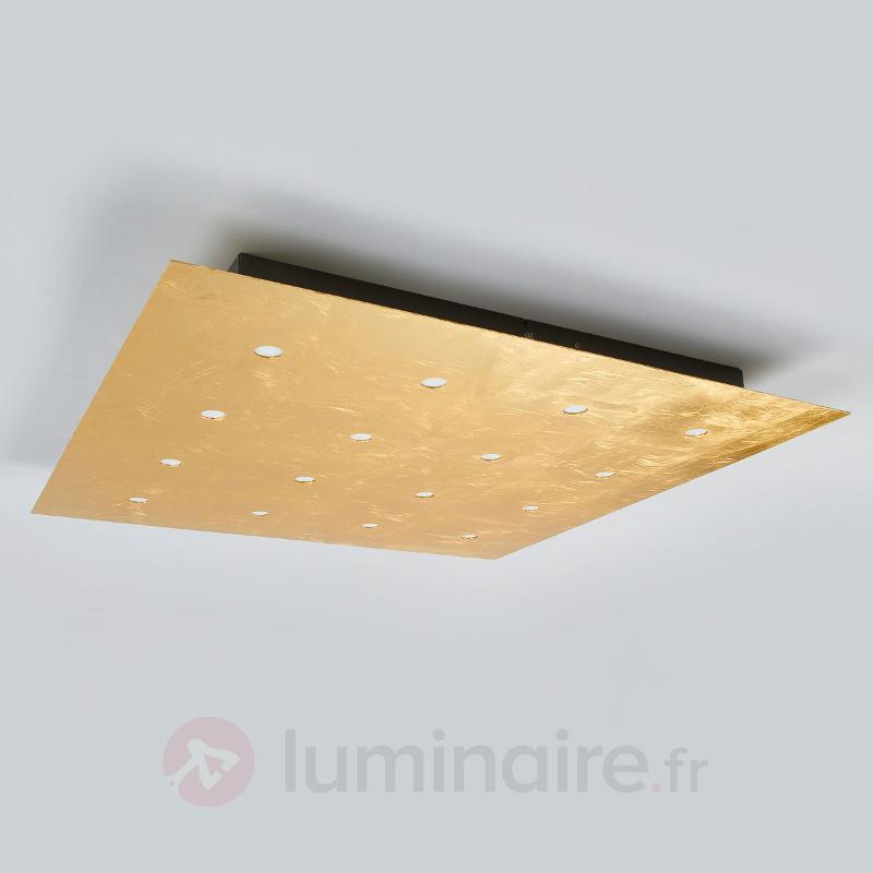 Plafonnier LED épuré Juri - fabriqué en Allemagne - Plafonniers LED