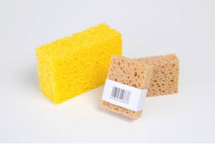Cleaning products - Care sponges