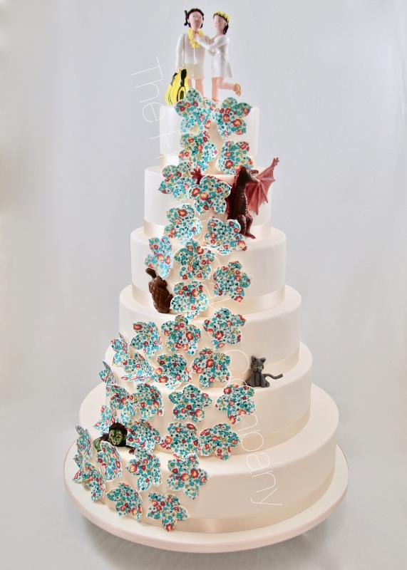 Gâteaux et Pièces Montées sur-mesure - Gâteau Thème Game of thrones