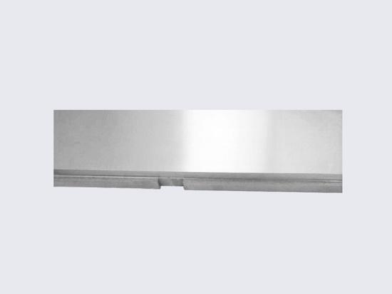 Cible de niobium - g001