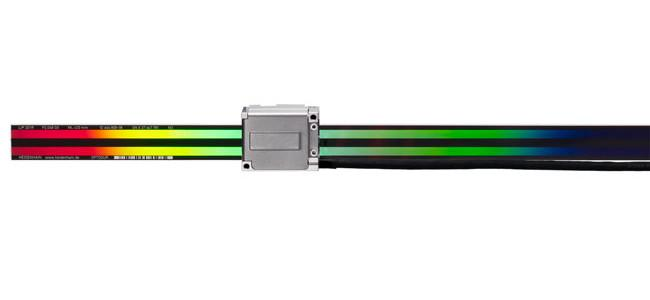 LIP/LIF/LIC 适用于超高真空技术的敞开式光栅尺 - LIP/LIF/LIC系列敞开式光栅尺适用于超高真空技术
