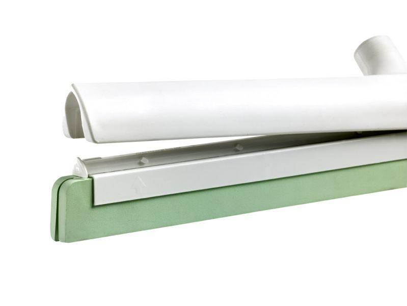 Hygienic Squeegee with replaceable cassette - Floor Cleaning Floor Squeegees