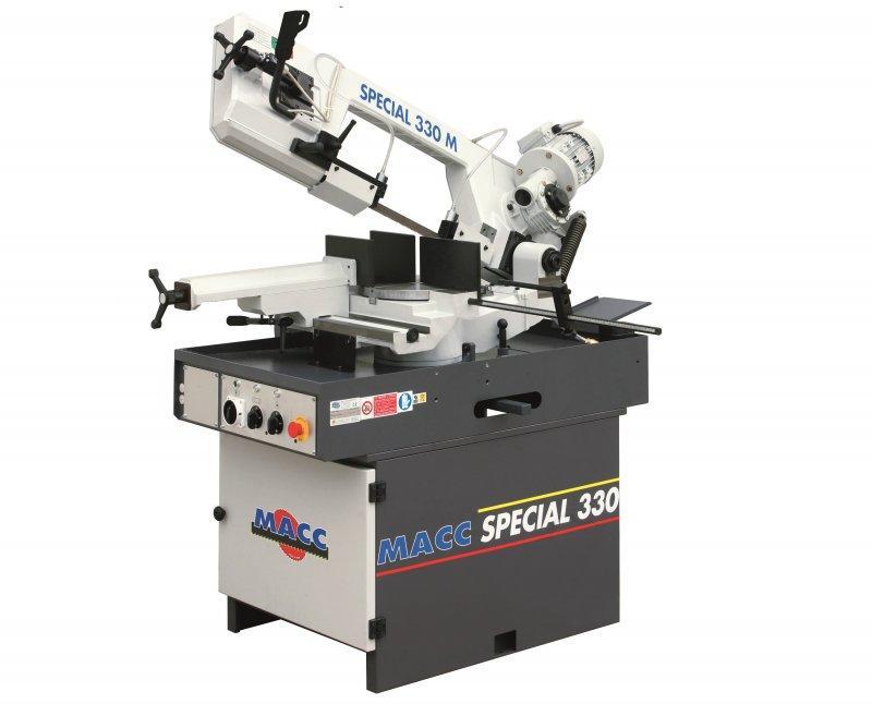 SPECIAL 330 M – Metallbandsäge - SPECIAL 330 M – Metallbandsäge