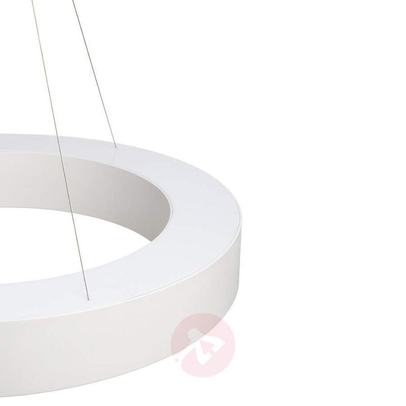 Ring-shaped Medo 60 LED pendant light - Pendant Lighting