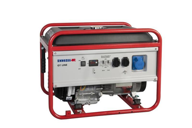 POWER GENERATOR for Professional users - ESE 406 RS-GT
