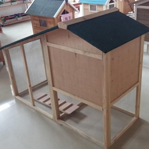 Triángulo top coop - Top triangular de madera