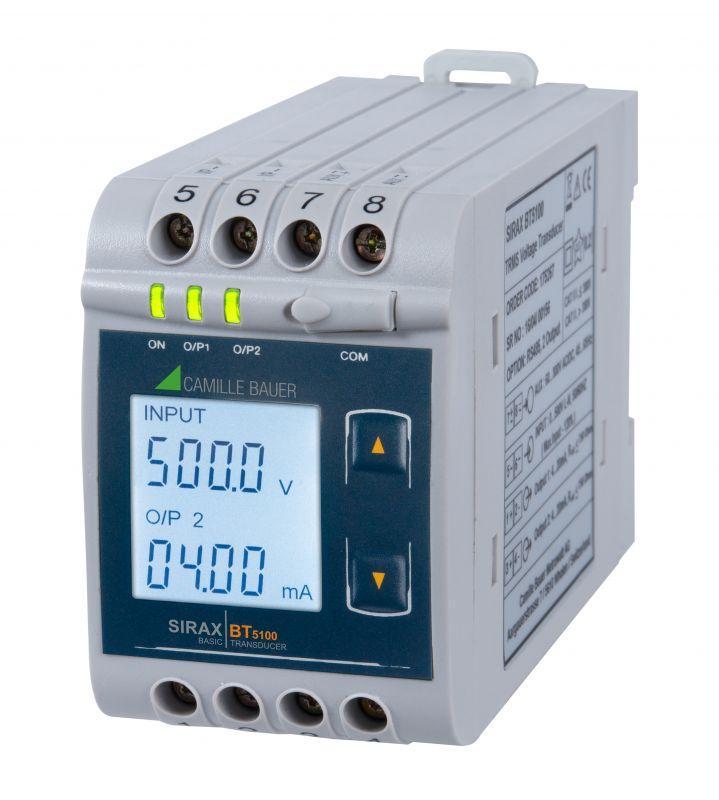 SIRAX BT5100 - Convertisseurs de mesure de la tension