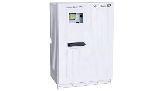 Analyseur de fer  Liquiline System CA80FE