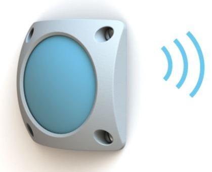 Smart Kanban ® - Bouton d'appel sans fil
